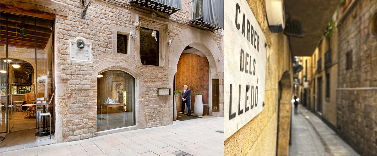 Barrio Gótico El Mercer Barcelona Dispone De Una Maravillosa Ubicación Para Descubrir Algunos Los Puntos Interés Más Significativos La Ciudad