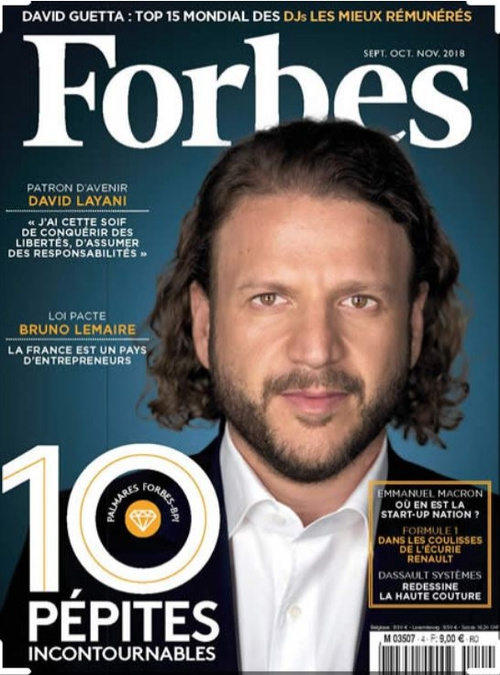 Forbes Magazine France