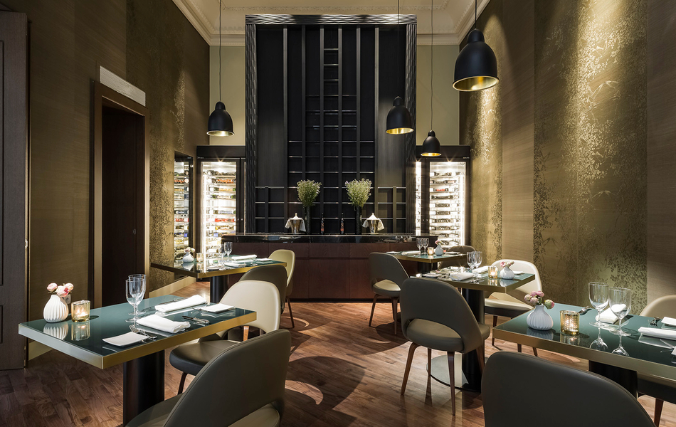 María Luisa, the new gastronomic restaurant of Mercer Sevilla hotel