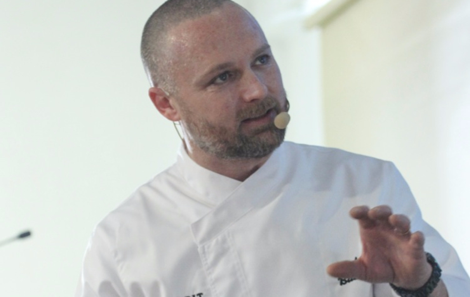Interviewing Harry Wieding, Executive Chef at Mercer Barcelona