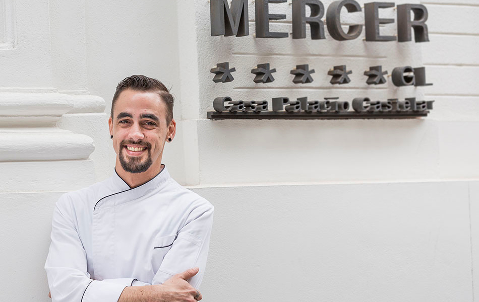 Interview with Rafa Liñán, Executive Chef at Mercer Sevilla